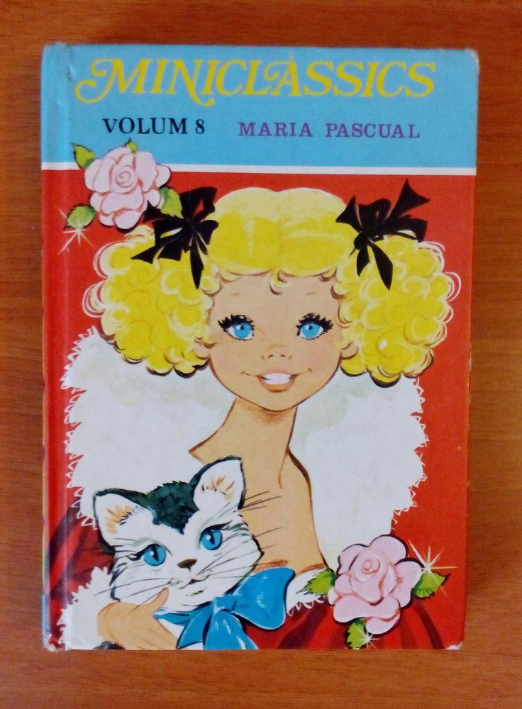 MINICLASSICS (María Pascual) Vol. nº 8 llengua catalana (Ediciones Toray S.A. 1986)
