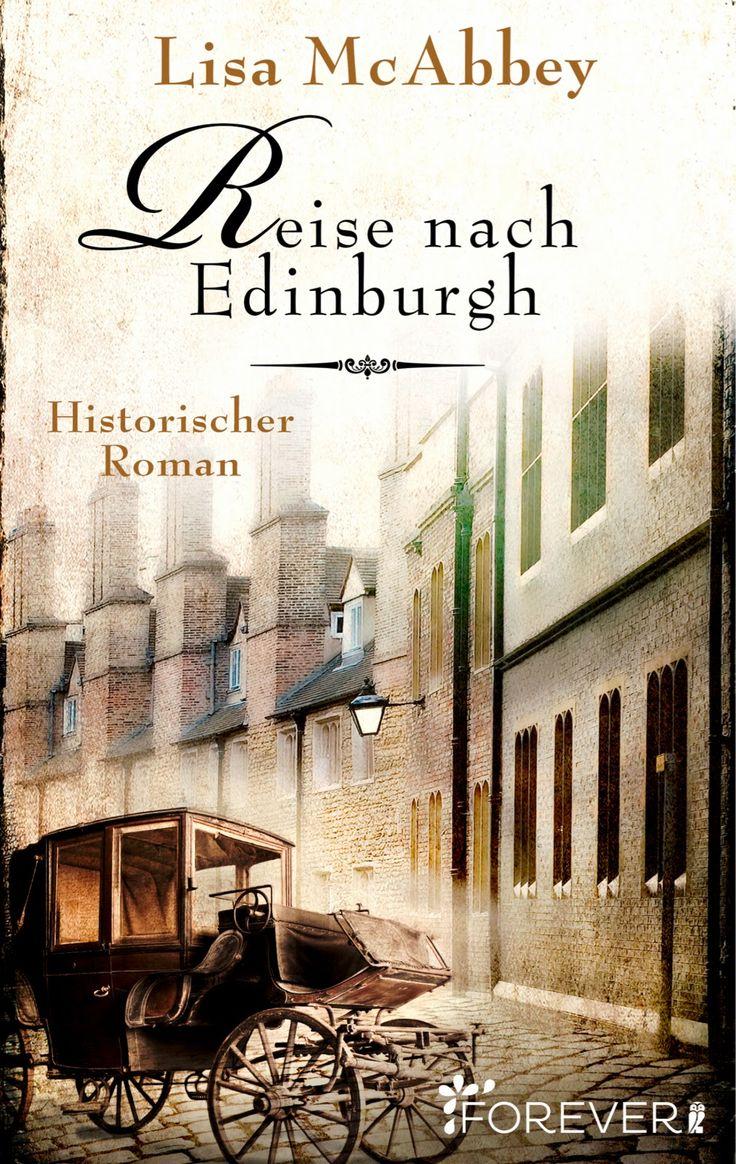 """Eine spannende Fahrt beginnt und offenbart eine Menge Geheimnisse, die alle Passagiere mitgebracht haben… """"Reise nach Edinburgh"""" von Lisa McAbbey Rezension & Interview bei Merlins Bücherkiste!"""