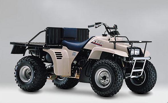 1989 Yamaha Pro-Hauler ATV | Cool Vintage Photos | Pinterest | Yamaha atv and Atv