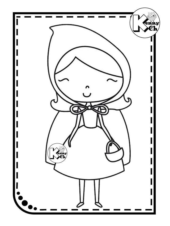 hansel si gretel coloring pages - photo#14