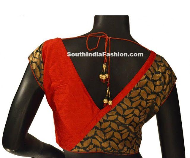 ~ Celebrity Sarees, Designer Sarees, Bridal Sarees, Latest Blouse Designs 2014…