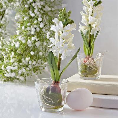 10 pomysłów na wiosenne dekoracje do domu
