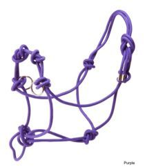 Basic Poly Side Pull Rope Training Halter