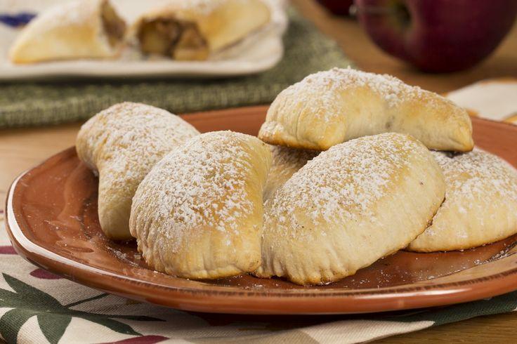 Mini Apple Pies | MrFood.com