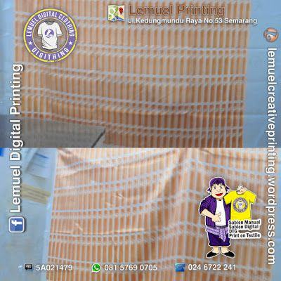 Custom Print Textile Kain Satin Berkualitas by DIGITHING