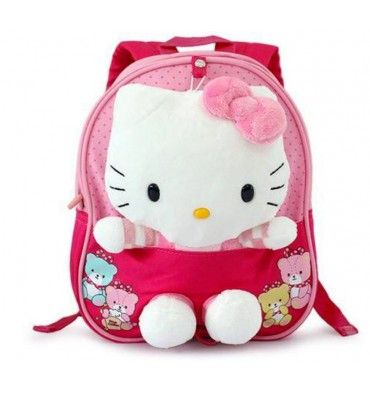 Bag - Hello Kitty Pink - sadinashop.com