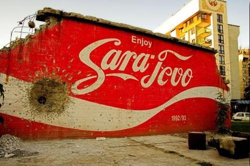 enjoy sarajevo  http://www.fucinemute.it/2012/01/il-viaggio-verso-un-futuro-incerto/