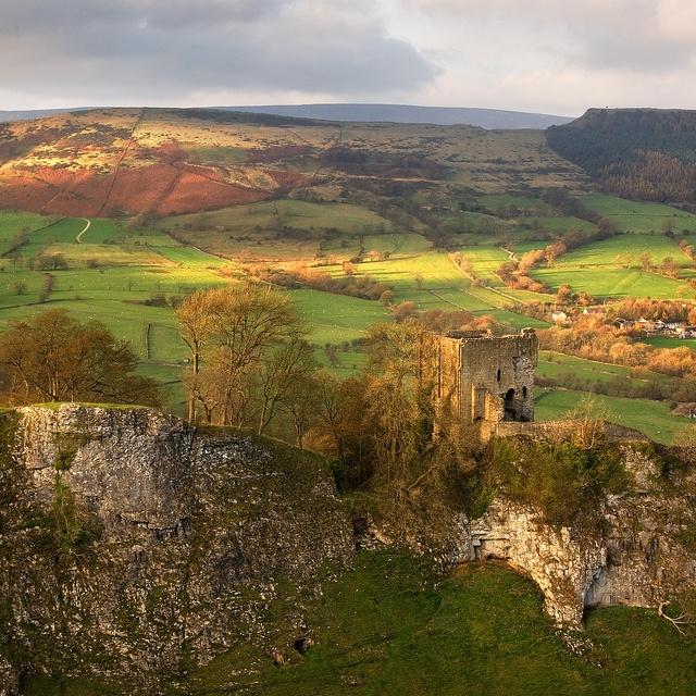 Peveril Castle - Castleton, England
