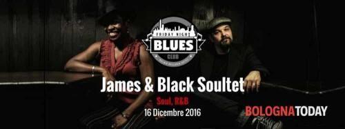 Emilia #Romagna: Dagli #USA James & Black Soultet: musica soul e r&b (link: http://ift.tt/2eeDNer )