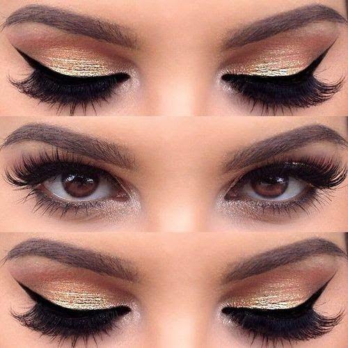 FLEUR DE LONDRES: Beauty: {get gold and get glamorous}
