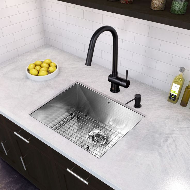 delightful Black Kitchen Faucets Discount #6: 17 Best ideas about Black Kitchen Faucets on Pinterest | Black kitchens,  Taps and Brass faucet