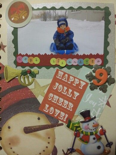 December daily 2013 . 9 day