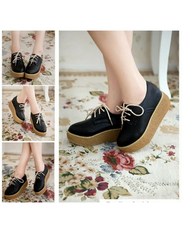 Style Round Forepart All Match Casual Shoes Style Cut Shoes