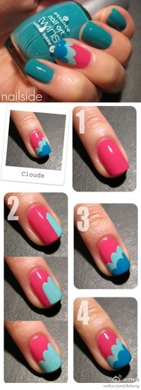 #nails #nagels #art - Want to save 50% - 90% on women's fashion? Visit http://www.ilovesavingcash.com
