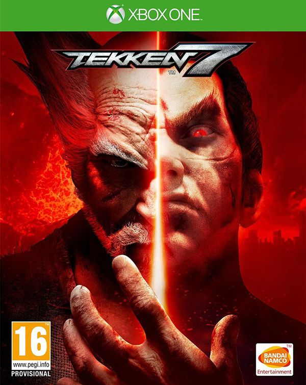 TEKKEN 7 Для Xbox ONE В продаже на HotPlay.com.ua Уже 5.062017 Заказать игру:http://www.hotplay.com.ua/shop/2182/desc/tekken-7  #Tekken7 #xboxONE