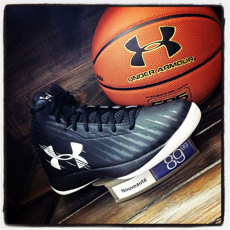 Basketball Under Armour adultes