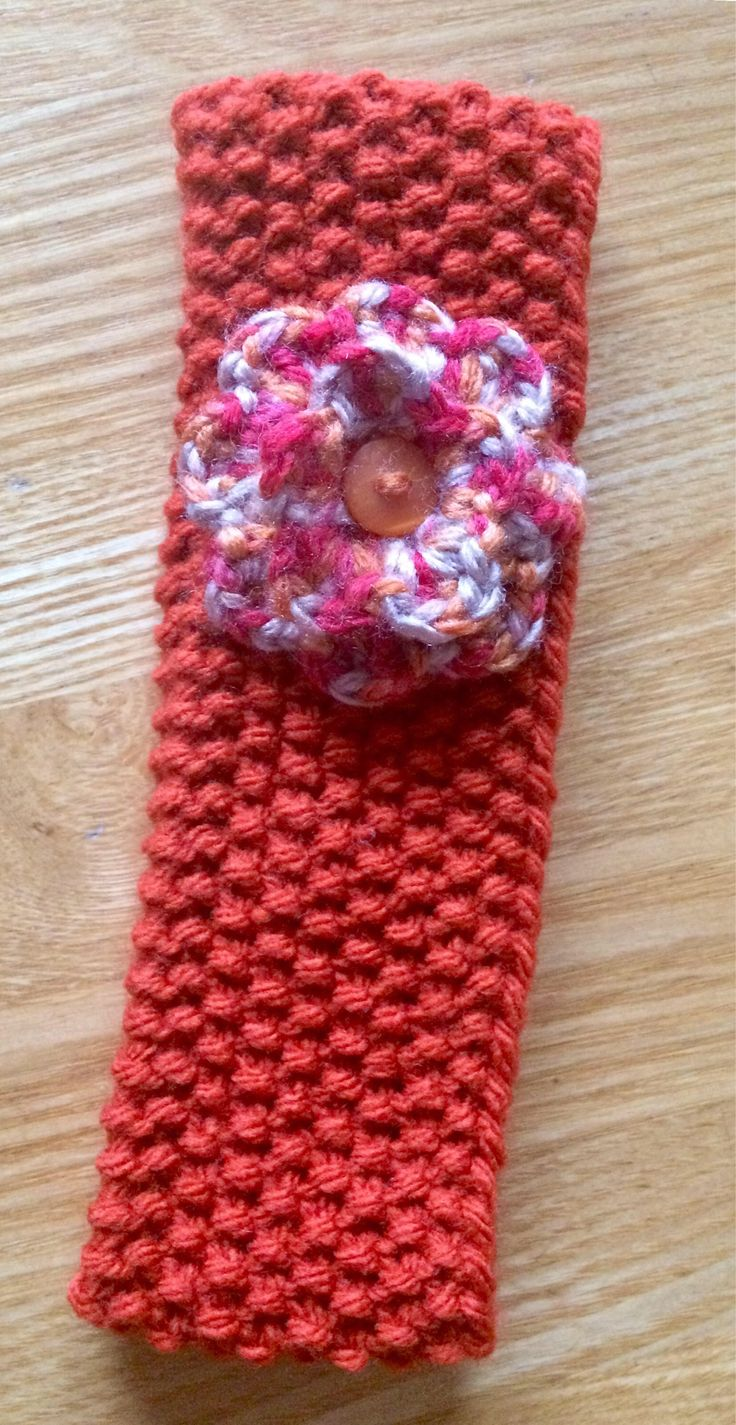 Excited to share the latest addition to my #etsy shop: Girl's headband ear warmers