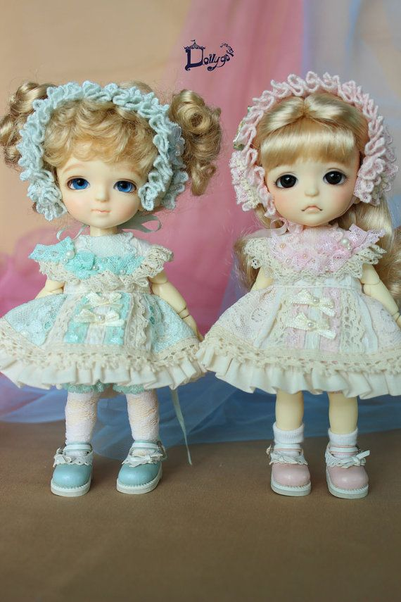It's a super awesome Sweet Lolita Doll set for Pukifee size! Yay! $22.00