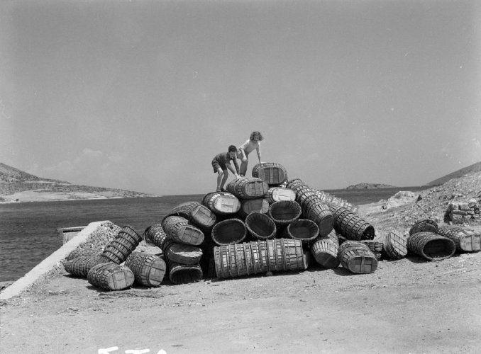Ελλάδα, 1955 - Μουσείο Μπενάκη