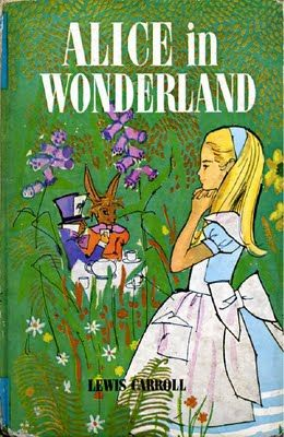 an analysis of the topic of the lewis carrolls alice in wonderland books Lewis carroll online texts carroll studies  musings about being a descendant of alice) critical analysis and  in alice in wonderland,.