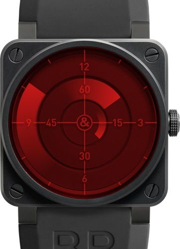 Bell & Ross Red Radar