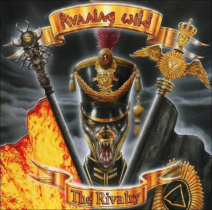 Running Wild - 1998 - The Rivalry