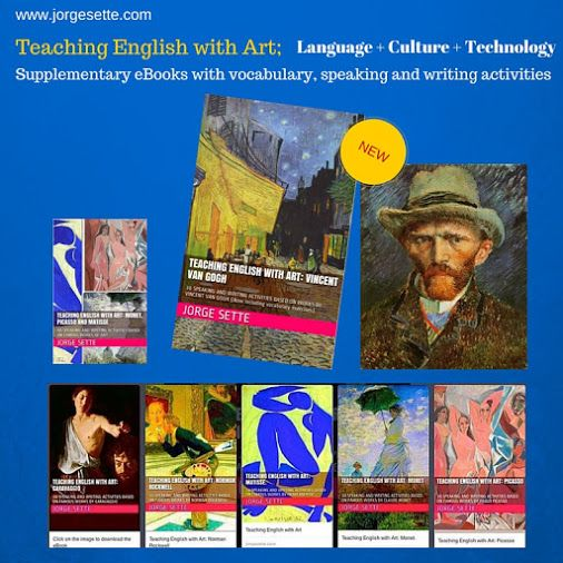 186 best teaching english with art ebooks images on pinterest some teachers have been asking detailed questions about the series teaching english with art so fandeluxe Image collections