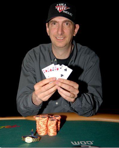 Sempre que se pergunta quem é o melhor jogador de Poker do Mundo, raramente a resposta é Erik Seidel...