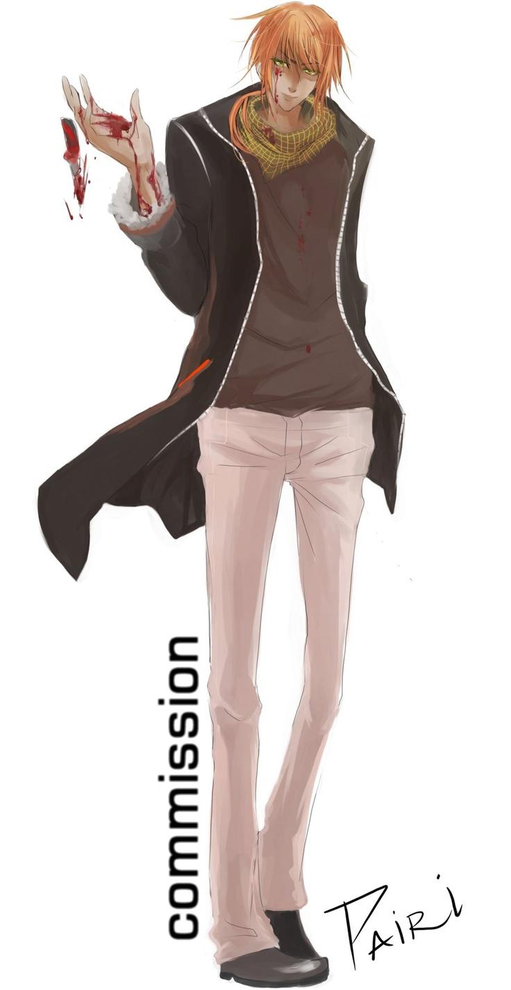 Commission:Ryuchi by pair-i.deviantart.com