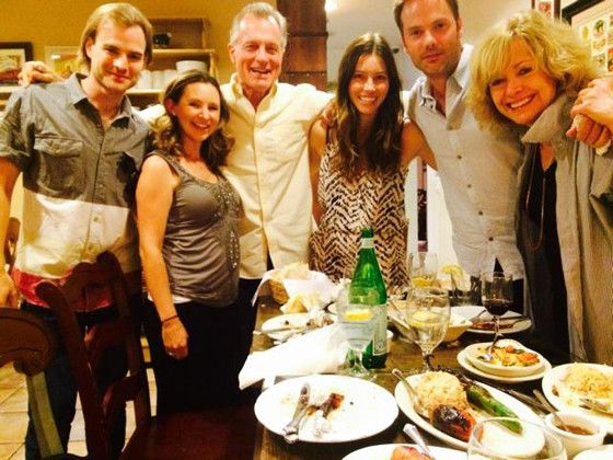 The 7th Heaven Cast Reunited for Dinner Because There's No Greater Feeling Than the Love of Family