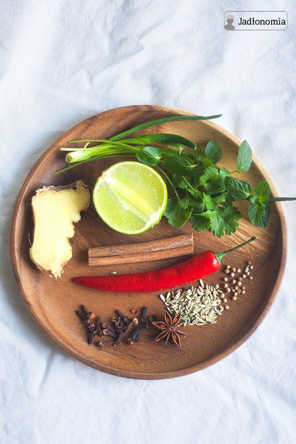 jadłonomia · roślinne przepisy: Wegetariańska zupa Pho