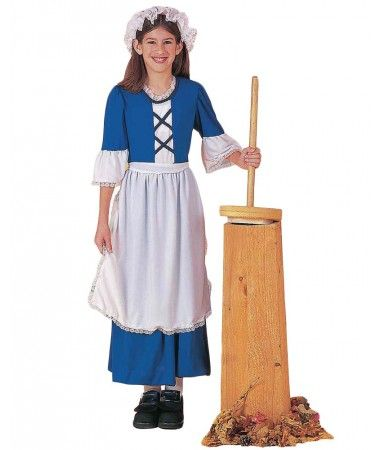 Colonial Girls Costume | AUSTRALIAN COLONIAL