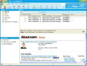 These Are the 11 Best Free Apps for Email (Windows): IncrediMail - Free Windows Email Program