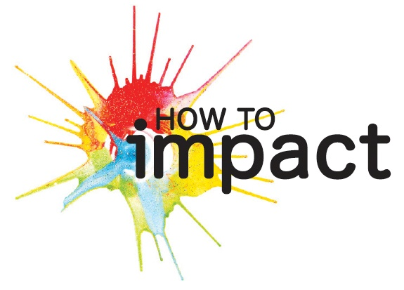how to impact logo design - very cool, if i do say so myself!