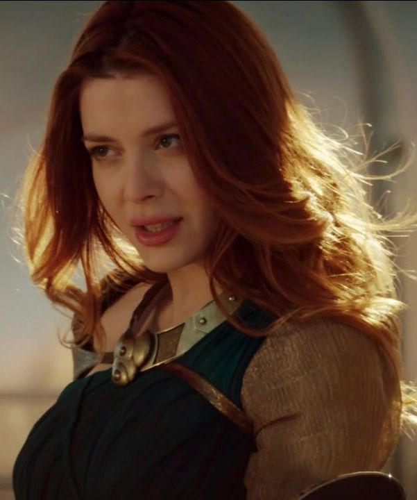 "Asgardian Lorelei played by Elena Satine. Introduced in the first season of ABC's ""Agents of S.H.I.E.L.D.""...."