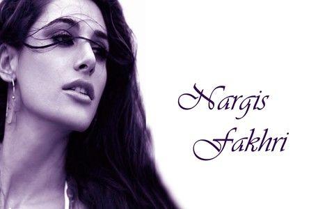 Nargis Fakhri Sexy Face Images