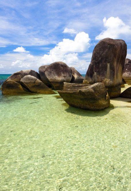 Belitung island, Indonesia #paradise #travel #beach