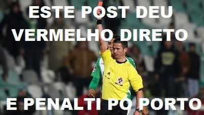 Penalty para o Porto