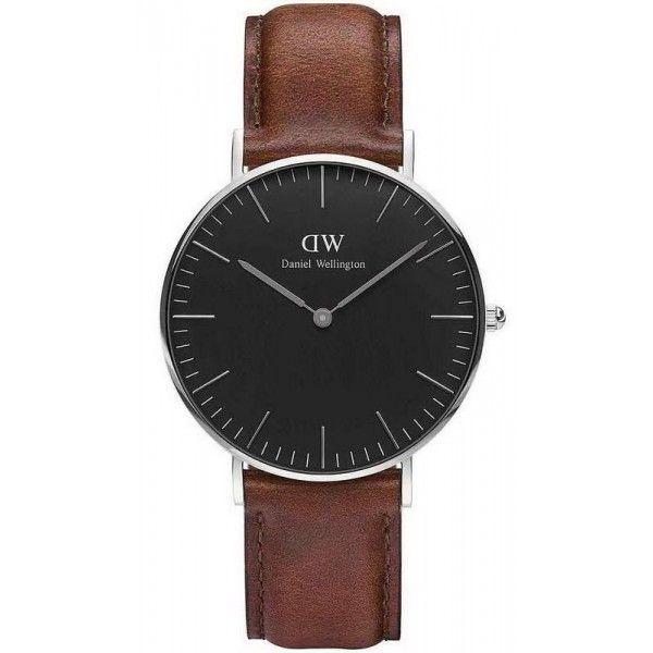 Daniel Wellington Uhr Classic Black St Mawes DW00100142