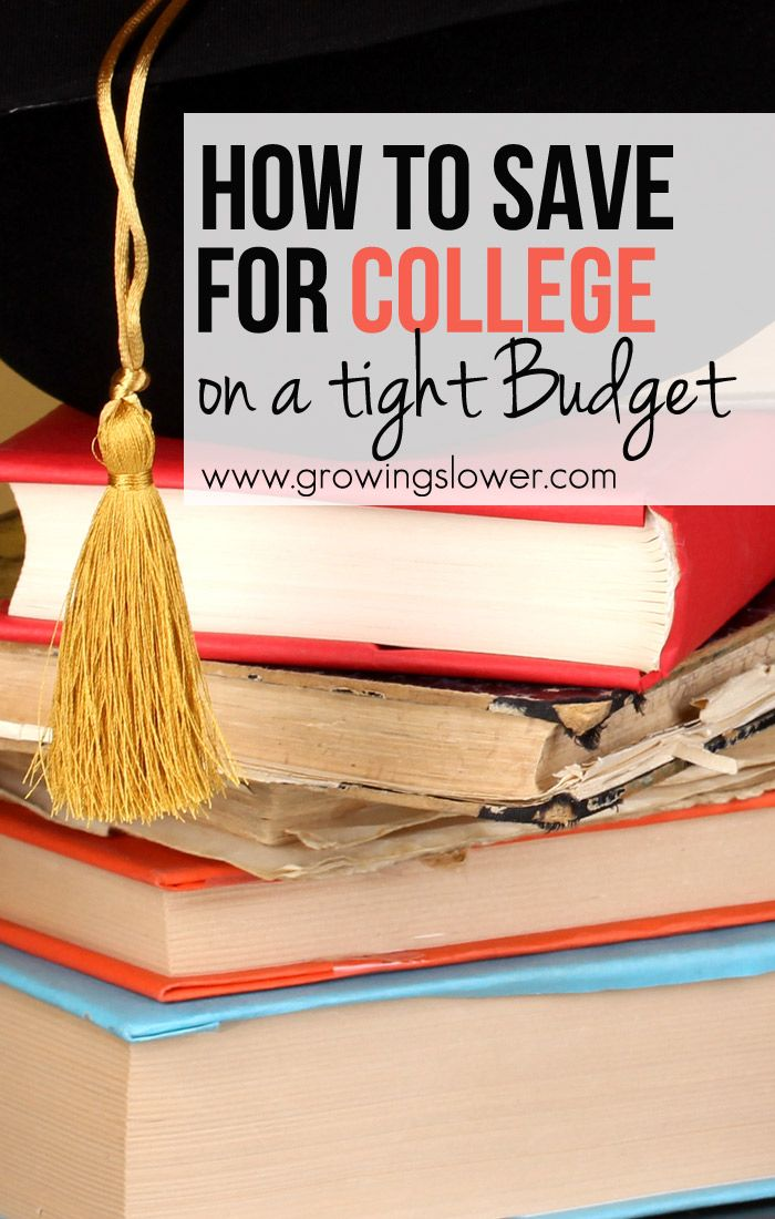 I was amazed at how much we can help our kids save, even with only very small contributions to their college savings. You can help your kids save for college and drastically reduce their student loan debt, even on a tight budget. Check it out!