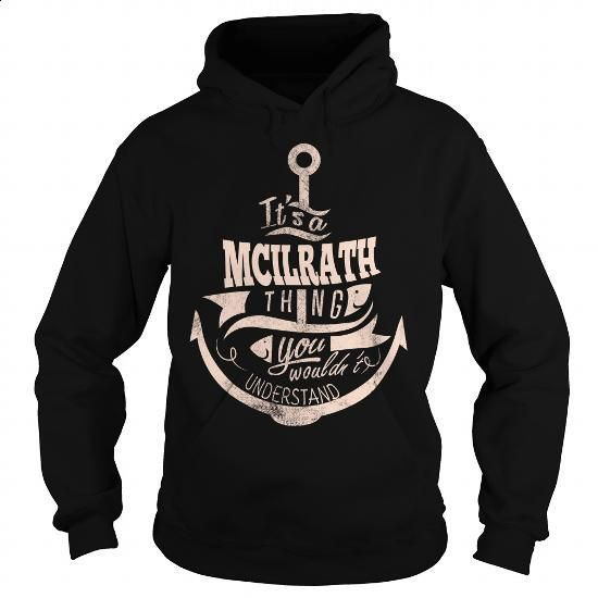 MCILRATH - #mason jar gift #awesome hoodie. PURCHASE NOW => https://www.sunfrog.com/LifeStyle/MCILRATH-93531247-Black-Hoodie.html?60505