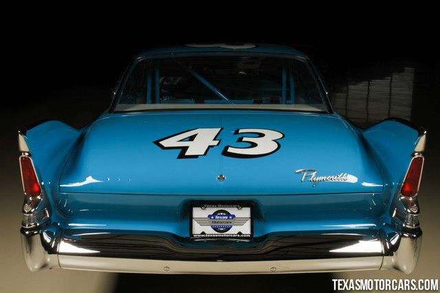 60 Plymouth Fury Nascar Richard Petty Tribute Racing