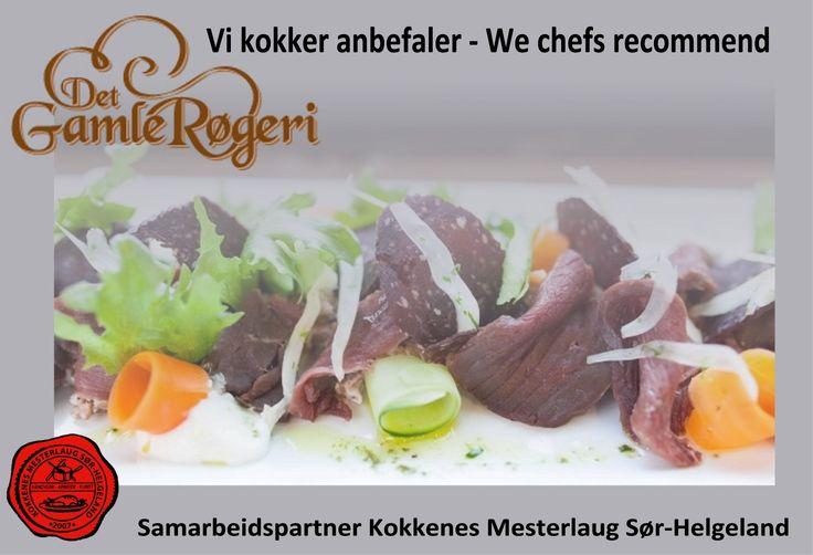 http://www.detgamlerogeri.no/index.php?mod=pages&id=1 Det Gamle Røgeri gjenskaper Ekte Norsk Matkunst Sunn og ren mat uten kunstige tilsetningsstoffer eller innsprøyting av salt/smak. Vi leverer til restauranter, catering, delikatesseforretninger og har eget utsalg i Sandefjord sentrum.