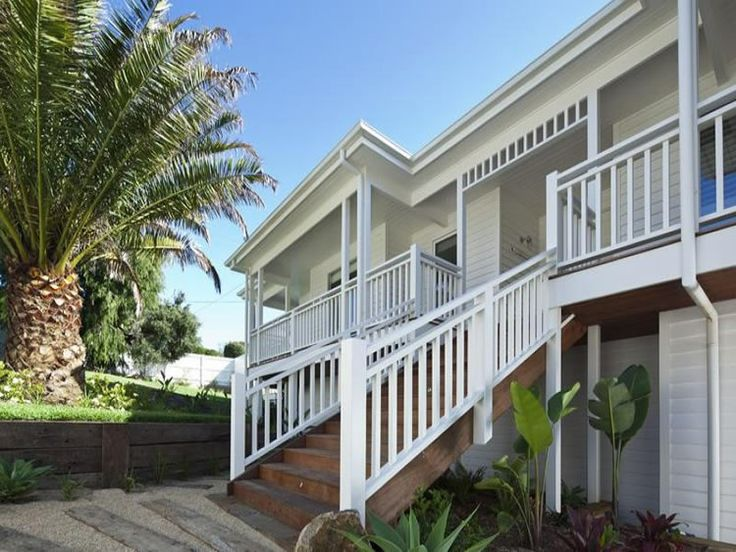 A White Weatherboard by the Beach :: Would you like to live here? » glamour drops