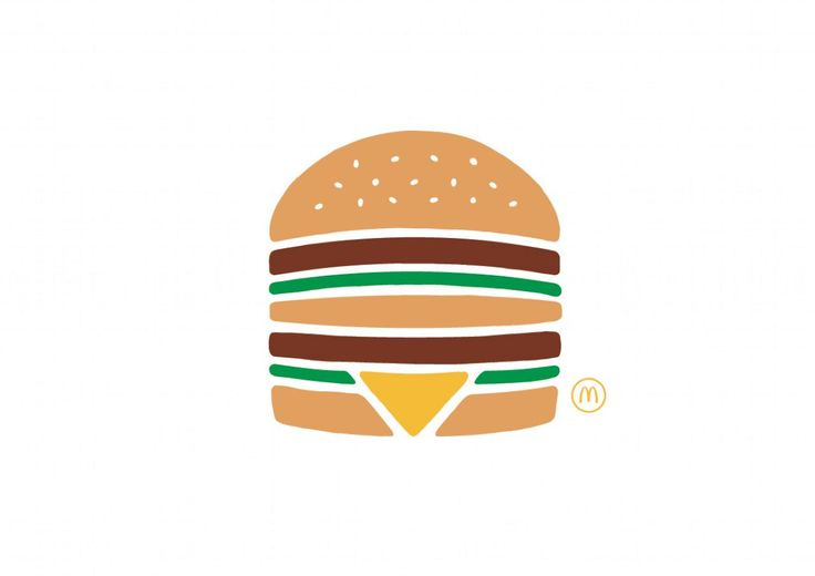 McDonald's TBWA Paris turns the Big Mac into an icon. Part of a minimalist series of the simplest ads ever made for the McDonald's fast food chain. Read more: https://www.luerzersarchive.com/en/print-ad-of-the-week/2014-24.html Tags: McDonald's,TBWA, Paris,Jean-François Goize,Michael Mikiels,Frank Marinus