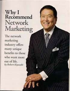 Robert Kiyosaki is such an inspirational person!