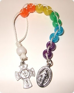 Sacrifice Beads... I think I should make these with my kids!