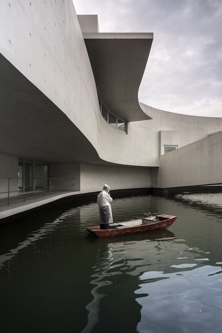 Alvaro Siza - THE BUILDING ON THE WATER SHIHLIEN CHEMICAL (12)