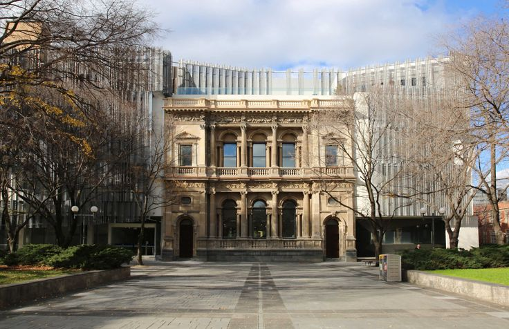 The Bank of New South Wales was designed in 1856 by the noted architect Joseph Reed.