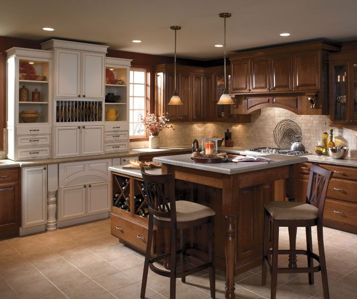 Kitchen And Bath Room Design | MasterBrand Cabinets | Kitchens I Love |  Pinterest | Cherries, Cabinet Door Styles And Pique